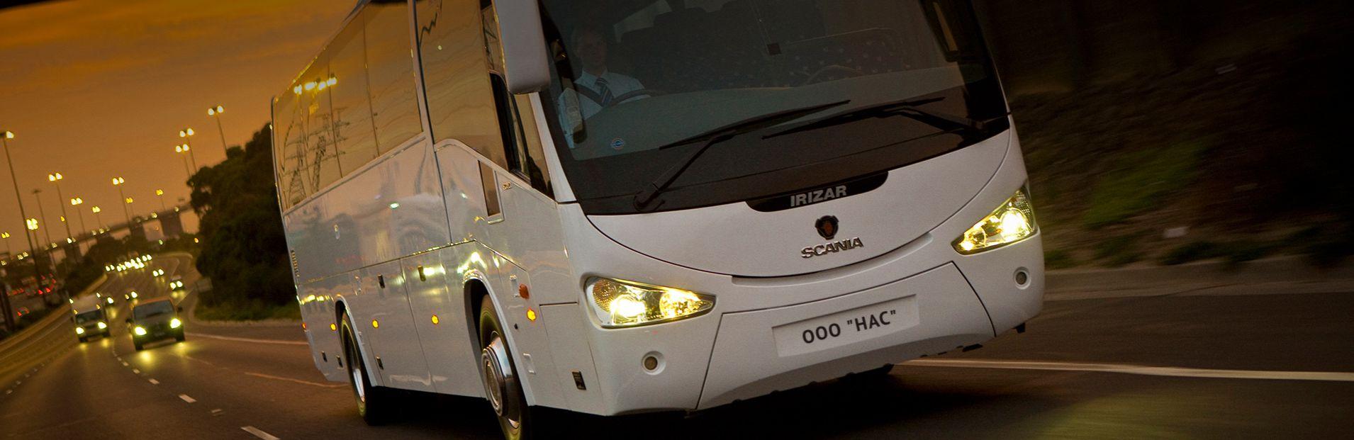 Пассажирские перевозки, аренда автобусов по Нижнему Новгороду, области и России